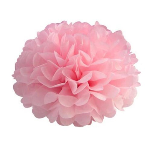 10PCS Hanging Festival Flower Balls for Outdoor&Indoor Birthday Wedding Party Xmas Decoration, #B19