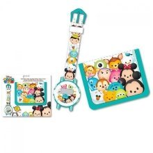 Tsum Tsum Watch & Wallet Gift Set