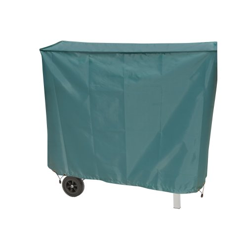 Large BBQ Cover Green