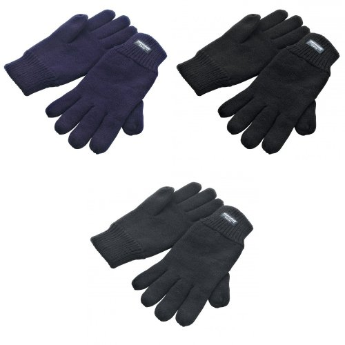 Result Unisex Thinsulate Lined Thermal Gloves (40g 3M)