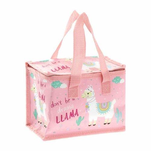 'Don't Be A Drama Llama' Insulated Lunch Bag | Llama Lunch Bag