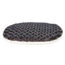 Trixie Kaline Dog Cushion, 70 x 47 Cm, Grey/cream - Pillow Cream Grey Various -  trixie dog pillow kaline cream grey various sizes new pet cat puppy