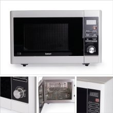 Igenix Ig3092 30l Digital Combination Microwave Oven & Grill 900w White