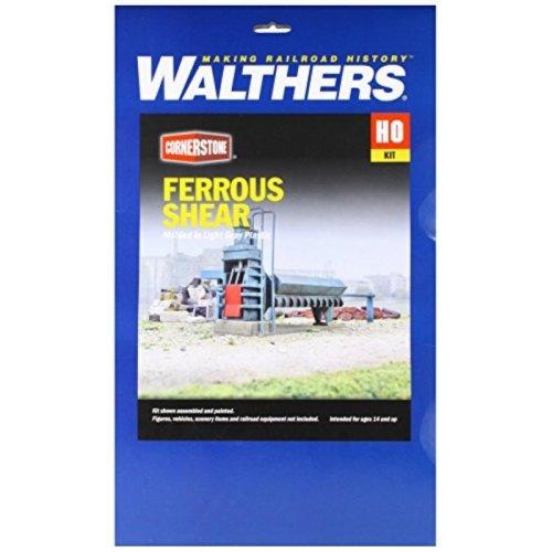 Walthers, Inc. Ferrous Shear Kit, 7-1/4 X 3 18.4 X 7.6 X 7.6cm