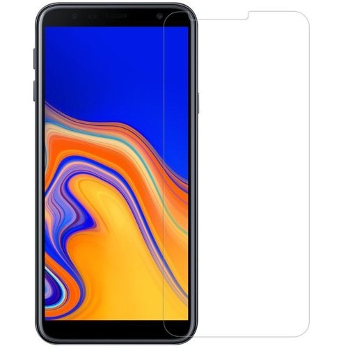 iPro Accessories Galaxy J4 Plus Tempered Glass, Galaxy J4 Plus Screen Protector, [Compatible With Galaxy J4 Plus Case] [Scratch Proof] [Shatter Proof] [9H Hardness]