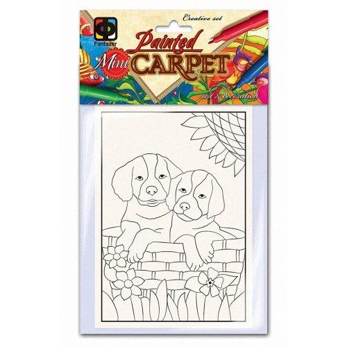 Elf797061 - Josephin - Carpet Painting (mini) - Dog