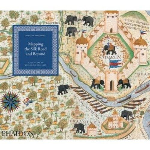 Mapping the Silk Road and Beyond