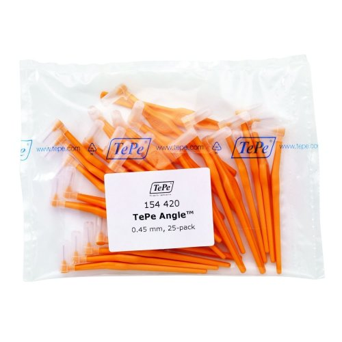 TePe Interdental Angle Orange Surgery 25 Pack