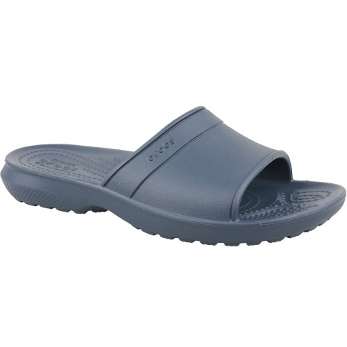 Crocs Classic Slide Kids 204981-410 Kids Navy Blue slides Size: 5 UK