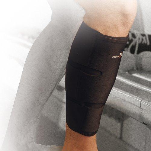 Small-medium Neoprene Calf Shin Wrap - Calf Precision Sm Black -  neoprene calfshin wrap precision sm black