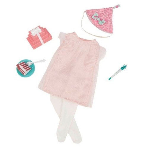 Our Generation - Birthday Surprise Deluxe Outfit