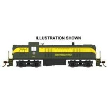 Bachmann Industries HO Scale Seaboard ALCO RS-3 Diesel Locomotive