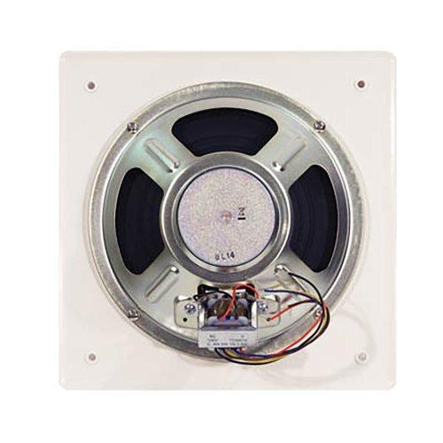 100 V Line Square Flush Fit Ceiling Speaker