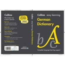 Collins Easy Learning German: Easy Learning German Dictionary