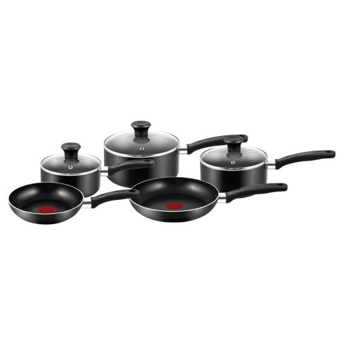 Tefal A157S545 5 Pieces Essential Cookware withThermos