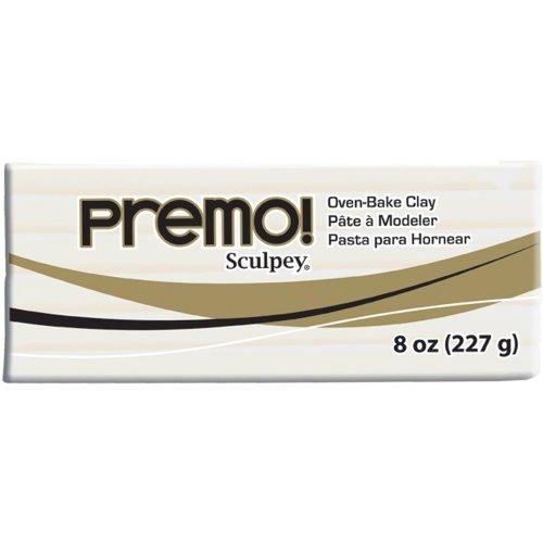 Premo Sculpey Polymer Clay 8oz-White