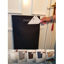 Mail Catcher Letterbox Cage | Letter Bag Door Basket