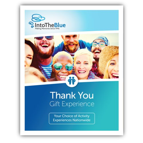 £50 Thank You - Gift Experience Voucher Box