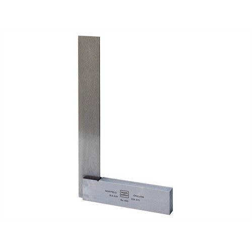 Moore & Wright 4003 Engineers Square Grade B 75mm (3in)