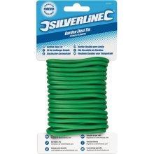 Silverline Twisty Ties 4.8mm x 5m -  twisty ties x silverline 48mm 5m garden 868820