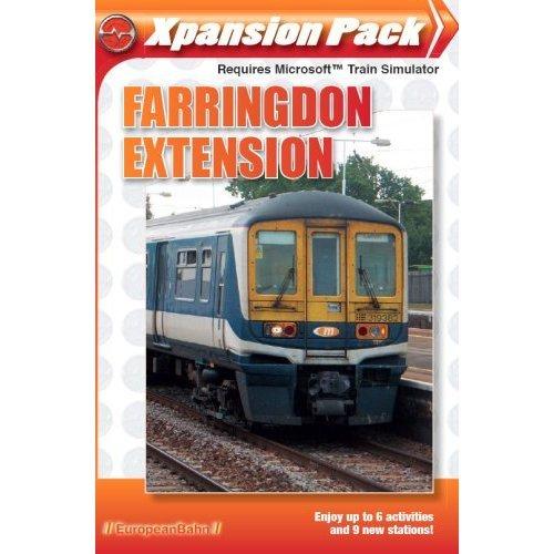 65029b8781 Farringdon Extension Add-On for Microsoft Train Simulator (PC CD) on OnBuy