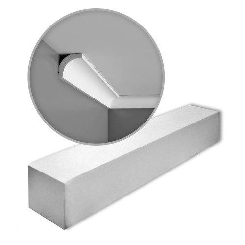1 Box 10 pieces Cornices Mouldings 20 m Orac Decor CB520 BASIXX