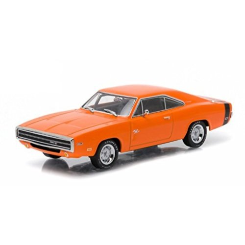 1970 Dodge Charger R/T Hemi Orange Greenlight Exclusive 1/43 by Greenlight 86302