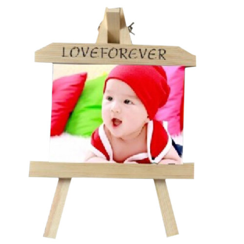"""Simple Foldable Frames Wooden Table-top Picture/Photo Frames 6.6*5"""""""