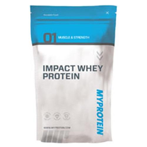Myprotein Impact Whey Protein Vanilla 1000g