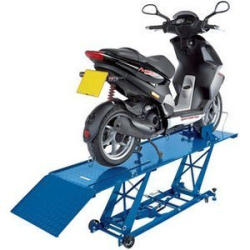 Draper 37058 360kg Hydraulic Motorcycle Lift -