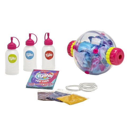 Tybo Tie-Dye Mixing Orb Craft Kit