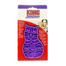 Kong Zoom Groom Cat Purple