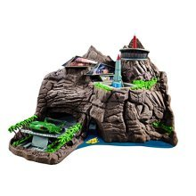Thunderbirds Interactive Tracy Island Playset, Multicolored