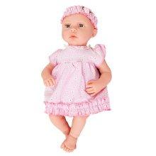 Lifelike Realistic Baby Doll/ Soft Body Play Doll/ High Quality Doll   D