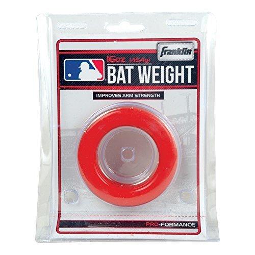 Franklin Sports MLB Batting Weight, 16-Ounce
