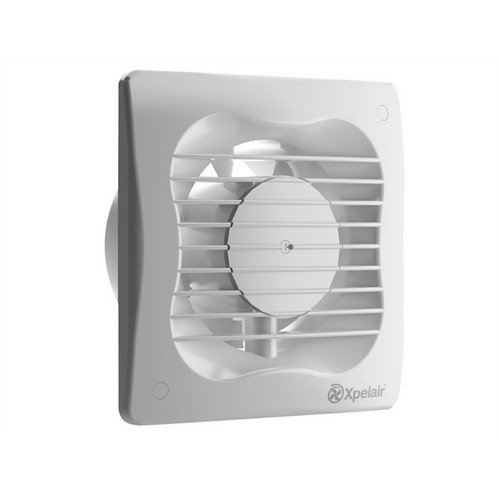 Xpelair 93225AWW VX100T Extractor Fan Run On Timer 100mm