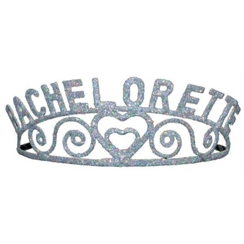 Costumes For All Occasions EL151900 Bachelorette Tiara