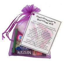 Hairdresser's Survival Kit Gift | Hairdressing Keepsake Gift