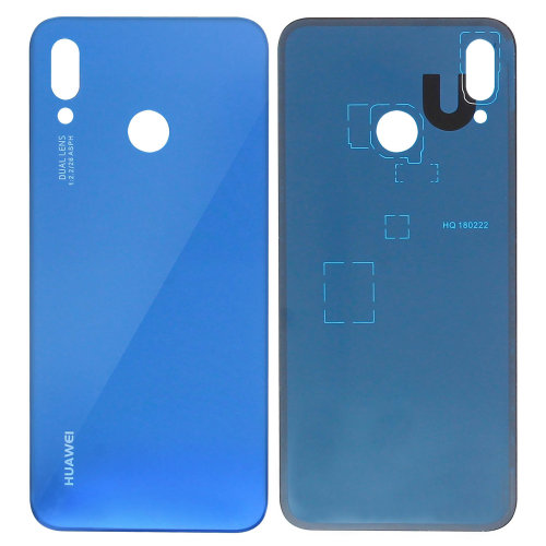 Housing part back cover spare part for Huawei P20 Lite - Navy blue