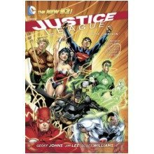 Justice League: Origin Volume 1