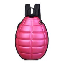 Korean Fashion Infant Knapsack Toddle Backpack Kindergarten School Bag Deep Pink