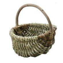 Small Millie Sea Grass Shopping Basket
