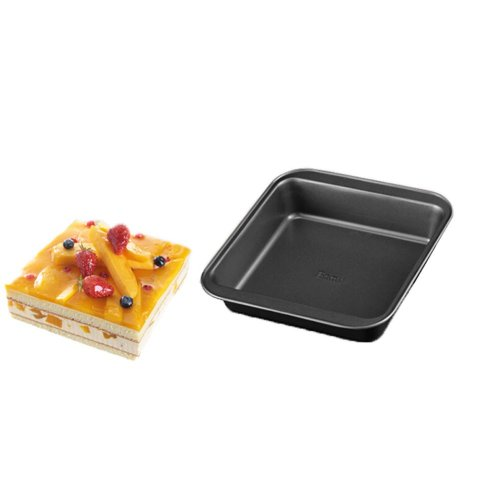 Deepen Baking/Cake Molds Baking Pans- The Square Non-stick Baking Pans