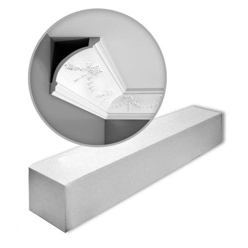 Orac Decor C218 LUXXUS 1 Box 12 pieces Cornices Mouldings   24 m