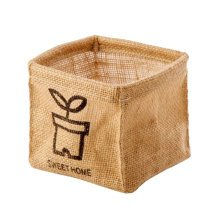 Set of 2, Practicle Household Storage Containers/Storage Basket [Sweet Home]
