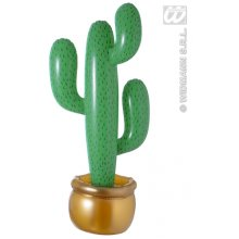 90cm Novelty Inflatable Cactus - Western Party Decoration Green Wild Cowboy -  inflatable cactus western party decoration green 90cm wild cowboy