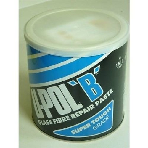 U-POL B Glass Fibre Bridging Compound No.4 1.85L Tin - Body Filler