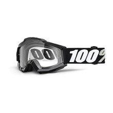 Mask 100% Accuri Enduro Tornado Dual Lens–Multicoloured, One Size
