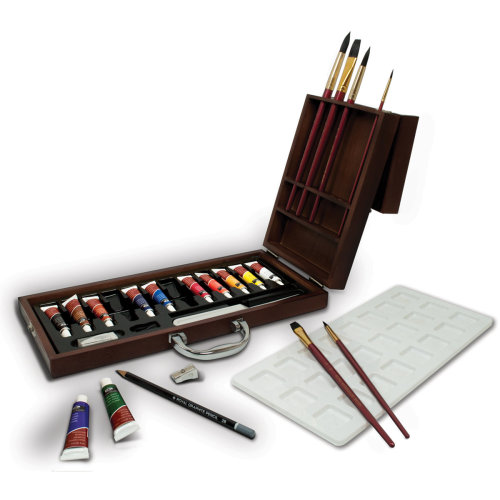 essentials(TM) Artist Set-Watercolor Painting