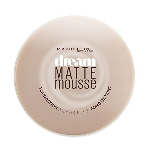 Maybelline New York Dream Matte Mousse Foundation Cocoa 0 64 Ounce Packaging May Vary